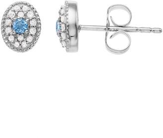 Lauren Conrad Gemstone Post Stud Earrings
