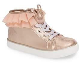 WellieWishers from American Girl Ashlyn Crown High Top Sneaker