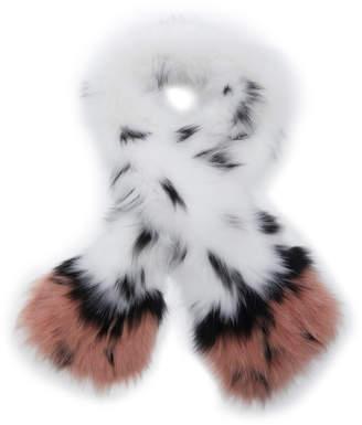 Pologeorgis M'O Exclusive Dynasty Fox-Fur Wrap