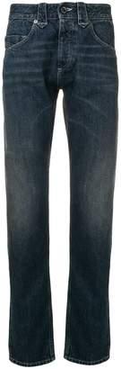 Diesel Black Gold stonewashed slim jeans