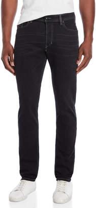 Diesel Black Tepphar Slim Fit Jeans