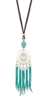 Lucky Brand Drop Pendant Necklace