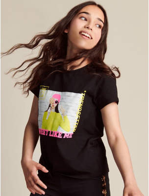 George Trendsetter Slogan T-Shirt