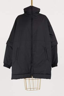 Maison Margiela Open sleeves coat