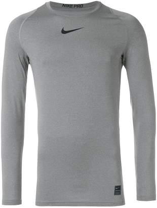 Nike Pro long-sleeve top