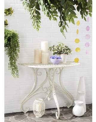 Safavieh Annalise Outdoor Traditional Accent Table