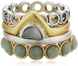 Lucky Brand Women's Stackable Ring Stack