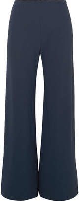 The Row Gala Stretch-cady Pants - Navy