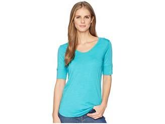 Royal Robbins Merinolux V-Neck Tee Women's T Shirt