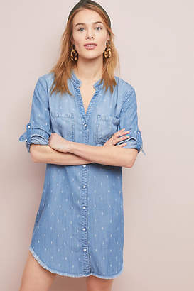 Cloth & Stone Bernardino Chambray Shirtdress