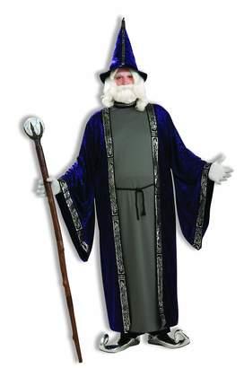Forum Novelties Inc. Forum Novelties Men's Wizard Adult Plus Size Costume