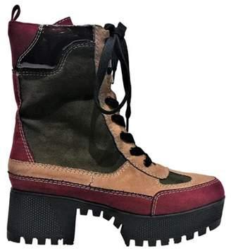 Bamboo Lug Sole Boot