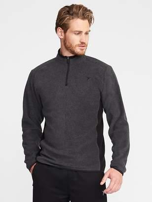 Old Navy Go-Warm Performance Fleece 1/4-Zip Pullover for Men