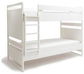 Argington Brookline Bunk Bed- White