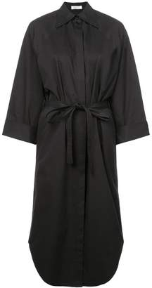 Nina Ricci belted shirt dress