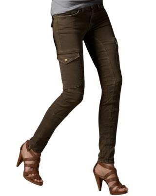Current/Elliot Skinny Twill Cargo Pants