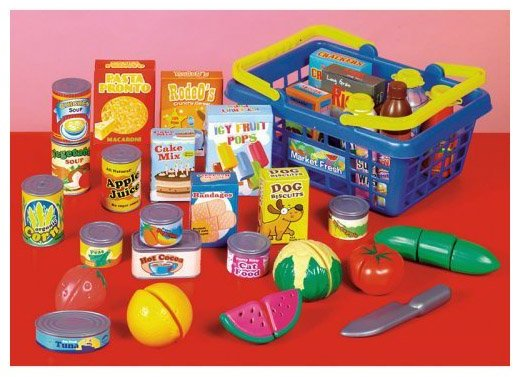 Small World Toys Living Get to the Grocer