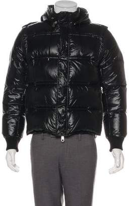 Christian Dior Down Quilted Puffer Jacket