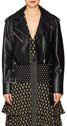 Proenza Schouler Women's Leather Biker Jacket