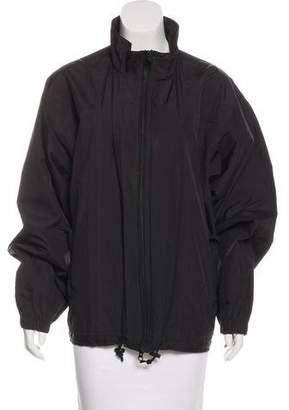 Lacoste Lightweight Zip-Up Jacket