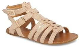 Kenneth Cole New York Kiera Bite Metallic Sandal