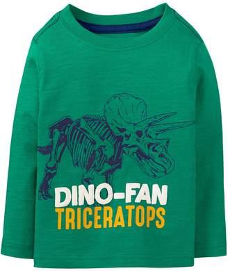 Crazy 8 Crazy8 Dino-Fan Tee
