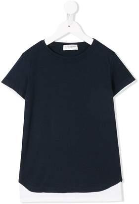 Paolo Pecora Kids layered T-shirt