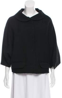 Dolce & Gabbana Wool Lightweight Jacket