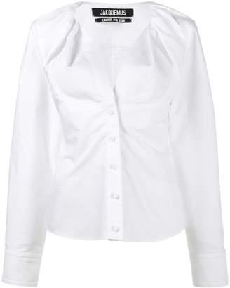 Jacquemus La Chemise Jacqueline shirt