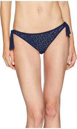 Vilebrequin Lazer Cut Ronde Tortues Flamme Bottoms Women's Swimwear