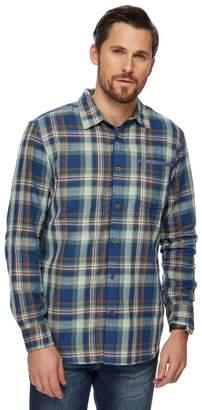 Mantaray Multi-Coloured Checked Shirt