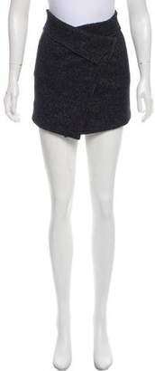 Etoile Isabel Marant Mini Wool Skirt
