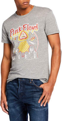 Chaser Men's Pink Floyd All Seeing Eye Graphic T-Shirt