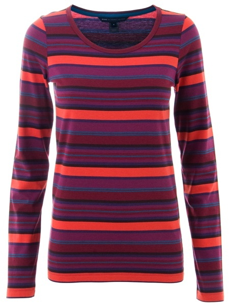 MARC BY MARC JACOBS - Stripey t hirt