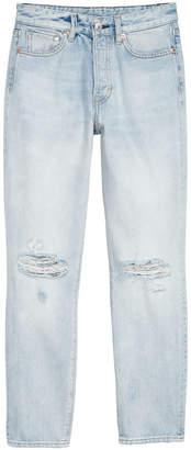 H&M Mom Jeans - Blue