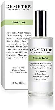 Demeter By For Men and Women. Gin And Tonic Cologne Spray 4 Ounces