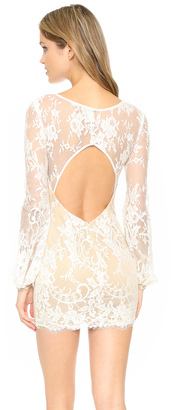 Katie May Britney Mini Dress $395 thestylecure.com