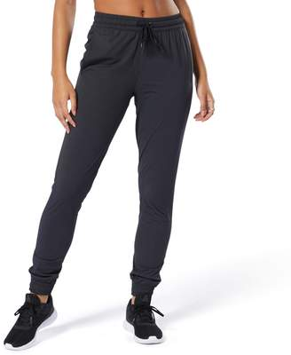 Reebok Women's Training Supply Woven Midrise Pants