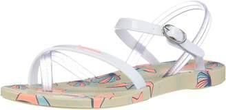 Ipanema Girl's Fashion V Sandals, Beige/White