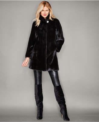The Fur Vault Three-Quarter-Length Mink Fur Coat