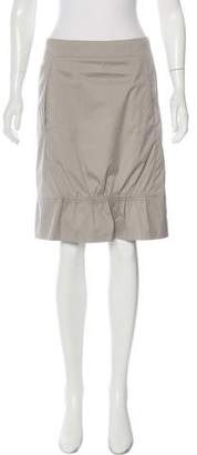 Cividini Knee-Length Pencil Skirt