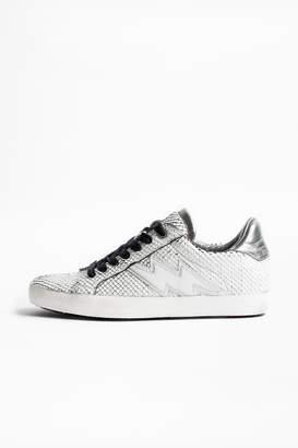 Zadig & Voltaire Zadig Neo Keith Flash sneakers