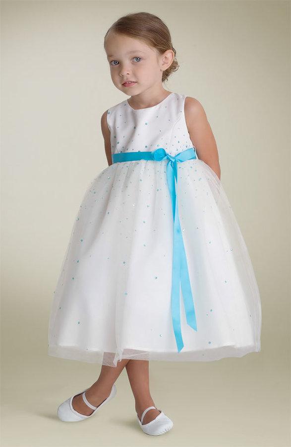 Us Angels Sequin Dress (Toddler, Little Girls & Big Girls)