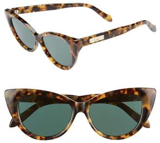 Sonix Kyoto 51mm Cat Eye Sunglasses