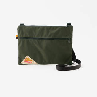Le Jour (ル ジュール) - ル ジュール LE JOUR 【KELTY】【ユニセックス】VINTAGE FLAT POUCH M