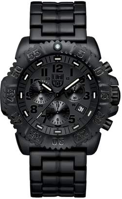 Luminox Men's 3082.BO Colormark Chronograph Analog Display Analog Quartz Watch