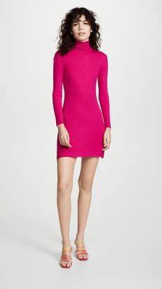 ead23ba433 Roche Ryan Cashmere Turtleneck Sweater Dress