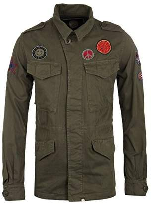 Pretty Green Mens Jayton Jacket