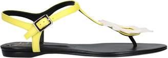 Roger Vivier Toe strap sandals