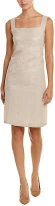 Akris Silk-Blend Shift Dress